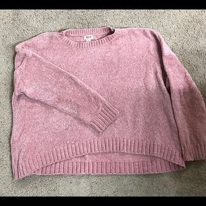 Mossimo Supply Co. Sweaters - Mossimo Pink Sweater